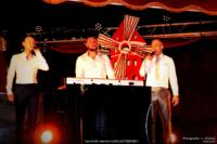 Animation dansante chanté en direct Live