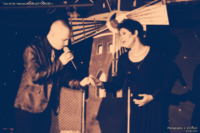 Duo Edith Piaf par Tony Parkan etMiss Caline Transformiste