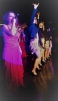 Louna et nos danseuses